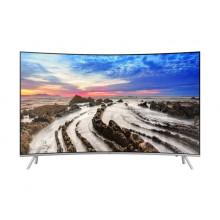 "Samsung 55"" MU7500 Smart 4K UHD TV Curva"